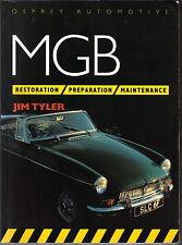 MGB RESTAURO preparazione di manutenzione meccanica & carrozzeria Osprey Automotive