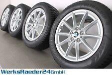 Original BMW X1 F48 17 Zoll Alufelgen Styling 560 V-Speiche Winterräder NEU RDCi