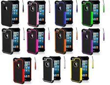 Housses et coques anti-chocs en plastique rigide iPhone 7 pour téléphone mobile et assistant personnel (PDA) Apple