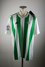 Betis Sevilla Trikot Gr. XXL 2017-2018 Real Betis Balompié Shirt Home Jersey 2XL
