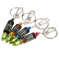 Accessories Coilover Damper Aluminum Shock Absorber Pendant Key Chain Key Ring
