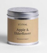 "St Eval ""Apple & Elderflower"" Scented Candle in a Tin"