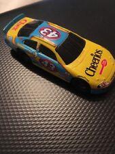 HOT WHEELS RACING NASCAR CHEERIOS 43 PONTIAC GRAND PRIX 1:24 Scale Petty Blue