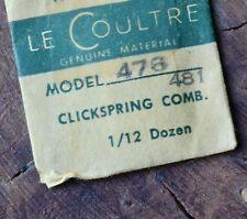 476 481 watch clickspring combination Bumper automatic vintage Jaeger Lecoultre