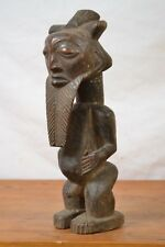 African Tribal art,kusu statue from Democratic republic of Congo.