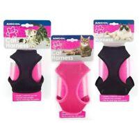Cat Harness Kitten Pet Soft Mesh With Walking Lead Ancol