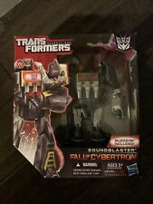 Transformers Generations FOC Voyager Class Soundblaster Fall Of Cybertron MISB