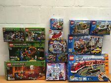 LEGO MINECRAFT CITY EMPTY BOX ONLY DISNEY PRINCESS ELVES