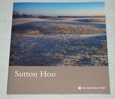 Sutton Hoo, Suffolk - National Trust Illustrated Guide, paperback