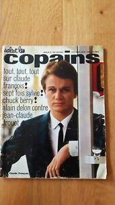 MAGAZINE SALUT LES COPAINS N°33 AVRIL 1965 SPECIAL CLAUDE FRANCOIS SHEILA