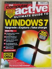 WINDOWS 7 - COMPUTERACTIVE ULTIMATE GUIDE TO, & CD