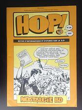 Rare revue BD Hop N° 59 1993  TBE