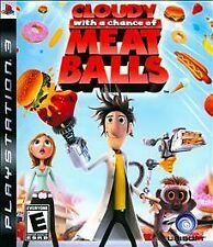 Cloudy With a Chance of Meatballs (Sony PlayStation 3, PS3) - DISC ONLY