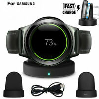 Samsung Galaxy Watch R800F R810F R815 Wireless Fast Charger Dock - UK Seller