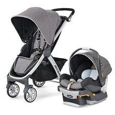 Chicco Bravo Trio Travel System Stroller, Lilla