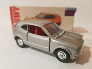 TOMICA DANDY 002 - HONDA Z /360 / ZOT [SILVER] CAR ABSOLUTE MINT VHTF