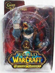 DC Unlimited World of Warcraft Series 7 Worgen Spy Garm Whitefang Action Figure