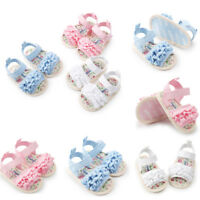 Summer Cute Baby Flower Casual Sandals Sneaker Anti-slip Soft Sole Toddler Shoes