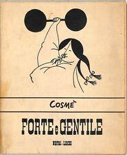 FMHZ55CFQU FORTE E GENTILE - COSMÈ - NISTRI-LISCHI 3450
