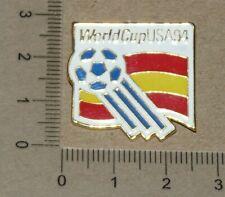 PIN'S FOOTBALL WORLD CUP USA 94 1994 SOCCER