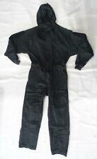 Keela Black Tactical Overall Coverall Paintballing Workwear Airsoft KC02B