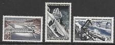 FRANCE 1956 TECHNICAL ACHIEVEMENTS SG 1303-1305 MLH.