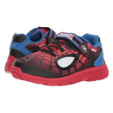 NEW Stride Rite Spider-Man Spidey Sense Kids Boys Sneaker Size 6.5 M Toddler Red