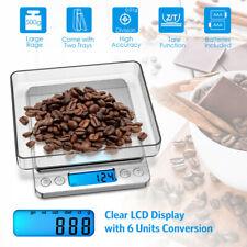Portable LCD 0.01g/500g Mini Digital Scale Jewelry Pocket Balance Weight Gram