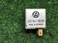 Mercedes W123 VW Käfer Ghia T2 Porsche 924 Abblendlicht Relais 411941583B 100W