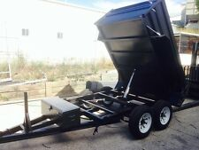 HEAVY DUTY TIPPER TRAILERS - All Sizes Available