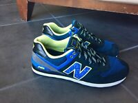 New Balance 574 Mens Athletic Shoes Fashion Running Walking Sneaker Size 9 2E