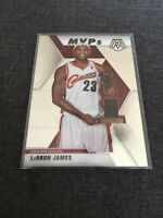 Lebron James 2019-20 Panini Mosaic Basketball MVPs Base Card # 298