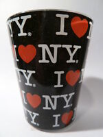 "NEW YORK ""I LOVE NY"" SHOT GLASS SHOTGLASS"