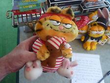 """Garfield Plush Toy """"The Night Before"""""""
