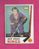 1969-70 OPC # 141 KINGS SKIP KRAKE  EX-MT  CARD (INV# C5818)