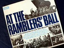 LOVELY OLD ALBUM~AT THE RAMBLERS' BALL~DECCA~1973~MISPRINT ON LABEL