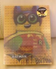 Lego Batman Blufans Blu-ray Steelbook,  New/Mint