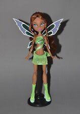 Winx Club Layla Aisha OOAK Custom Doll Puppe Fairy Fee Monster High