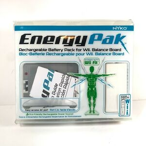Nyko Energy Pak For Nintendo Wii Fit Balance Board Game