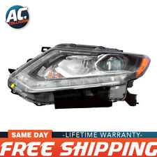 20-9556-00-1 Headlight Assembly for 2014-2016 Nissan Rogue w/o Auto Control LH