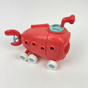 Imaginext SpongeBob Squarepants Submarine Bikini Bottom Bus