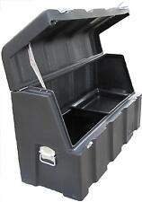 200lt Tradesman's B'ute Box - 970mmL x 400mmW x 600mmH - BLACK