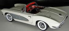 Vette Corvette Chevrolet Sport Car Race 1 1960s 24 Vintage 18 Carousel White 12