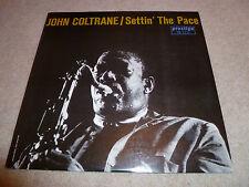 JOHN COLTRANE -Settin The Pace VINYL LP  PRESTIGE