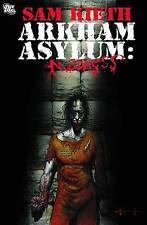 Batman Arkham Asylum Madness Hardcover 9781401223373