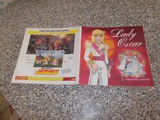 ALBUM LADY OSCAR PANINI 1982 COMPLETO ORIG. OTTIMO++ TIPO LULU CREAMY BIA LUCY