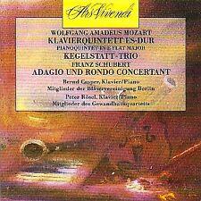 rösel/bläser/gol-klavierquintett es-dur kv 452, Wolfgang Amadeus Mozart(CD NEU!)