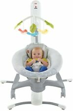 Fisher-Price 4-in-1 SmartConnect Cradle 'n Swing