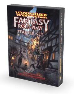 Warhammer Fantasy Roleplay Core Starter Set NEW