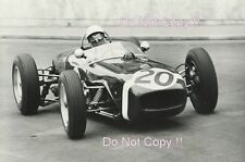 Stirling Moss Lotus 18 Winner Monaco Grand Prix 1961 Photograph 4